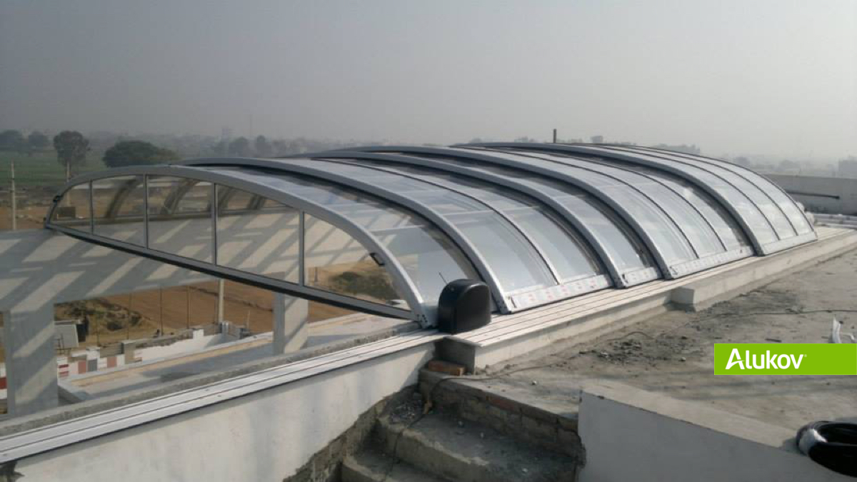 Retractable Roof For Residences Patio Enclosures Blog