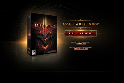 Game: Diablo III is now Available!