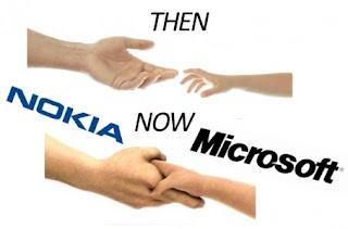 Microsoft to buy Nokia mobile unit
