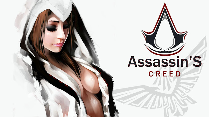 Assassin's Creed sexy girl
