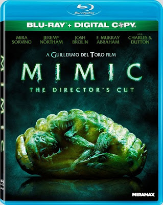 Mimic (1997) Directors Cut BRRip 720p 700MB Mediafire