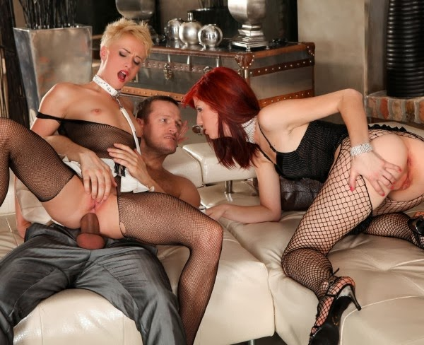 sexo Barbra Sweet, Cassidy B   Roccos Perfect Slaves 3 WebRip (2014) online