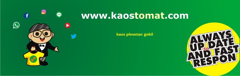 KaosTomat™ Kaos Plesetan GokiL Untuk Keluarga, Hasil Perbuatan Adaideaja™ Tbk (Tukang bikin kaos)