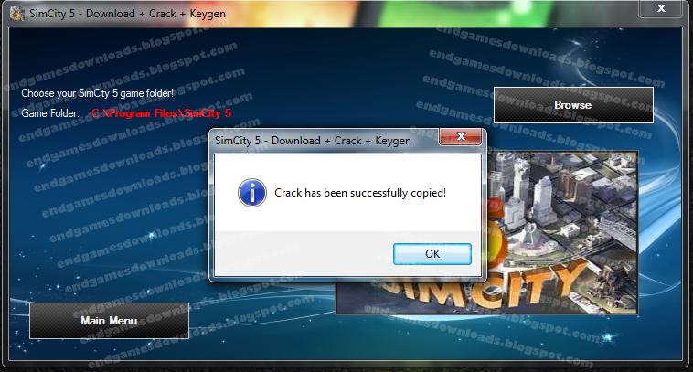 simcity 5 download keygen and crack