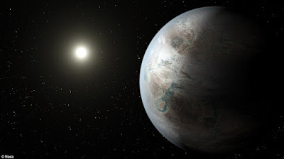 Planet Kepler 452b