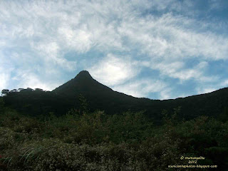 Adam's Peak, sripada, srilanka, mountain