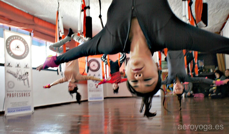 yoga aereo inversiones