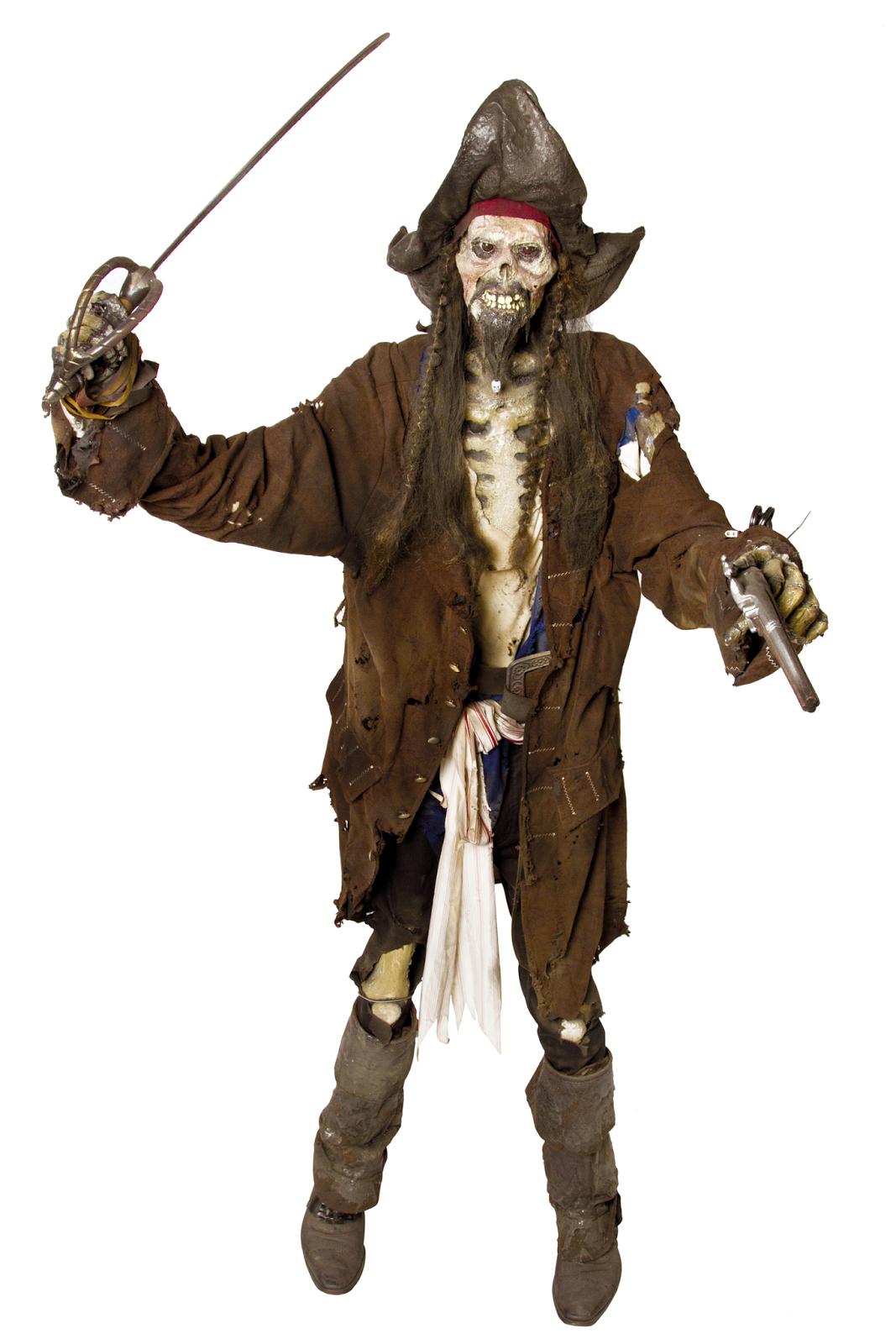 Pirata com Espada