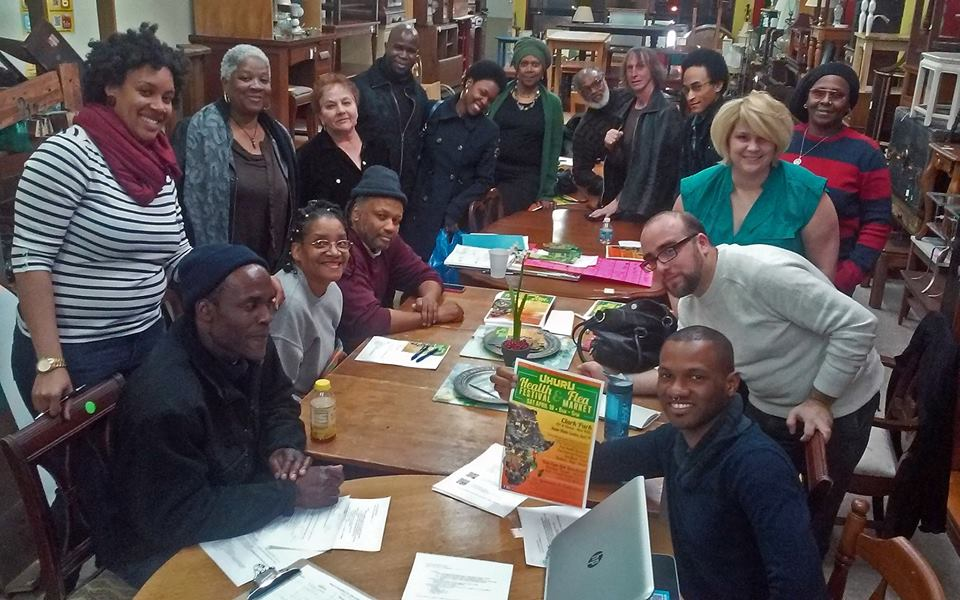 Join the Team to Build the Uhuru Book Fair & Flea Market!