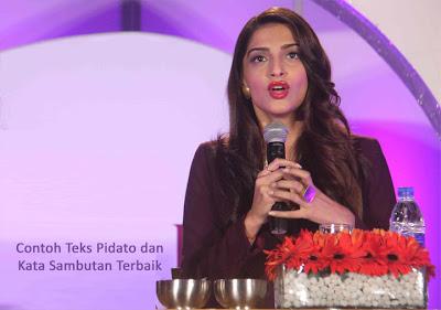 Contoh Pidato on Contoh Teks Pidato Dan Kata Sambutan Terbaik Infonews