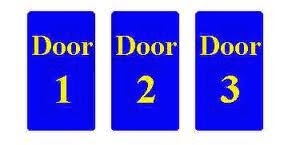 3 doors puzzle