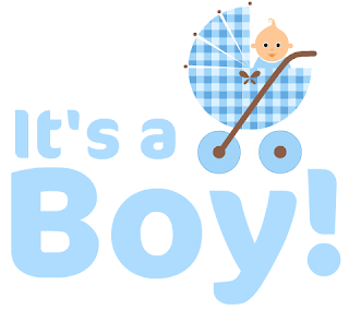 baby boy clip art
