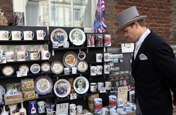 kate middleton and prince william wedding memorabilia. Britain#39;s Prince William is to