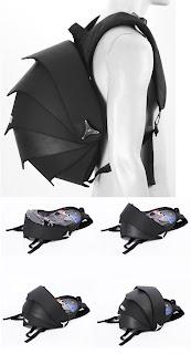 Armadillo Design Backpack