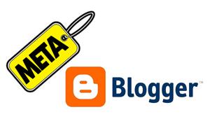 Cara memasang Meta Tag SEO Friendly di Blogger