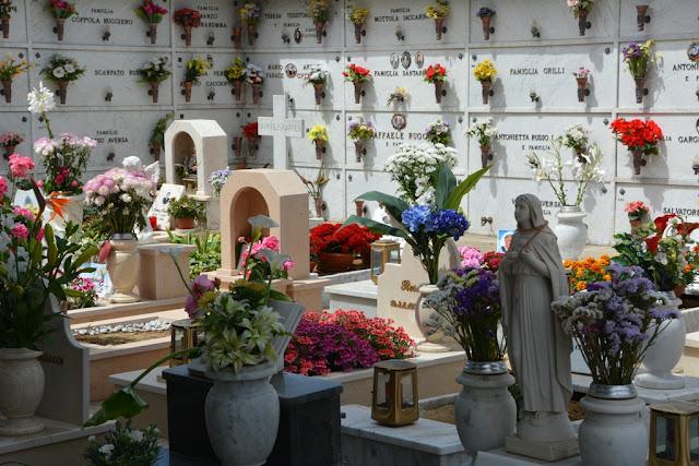 Cemetery Anacapri