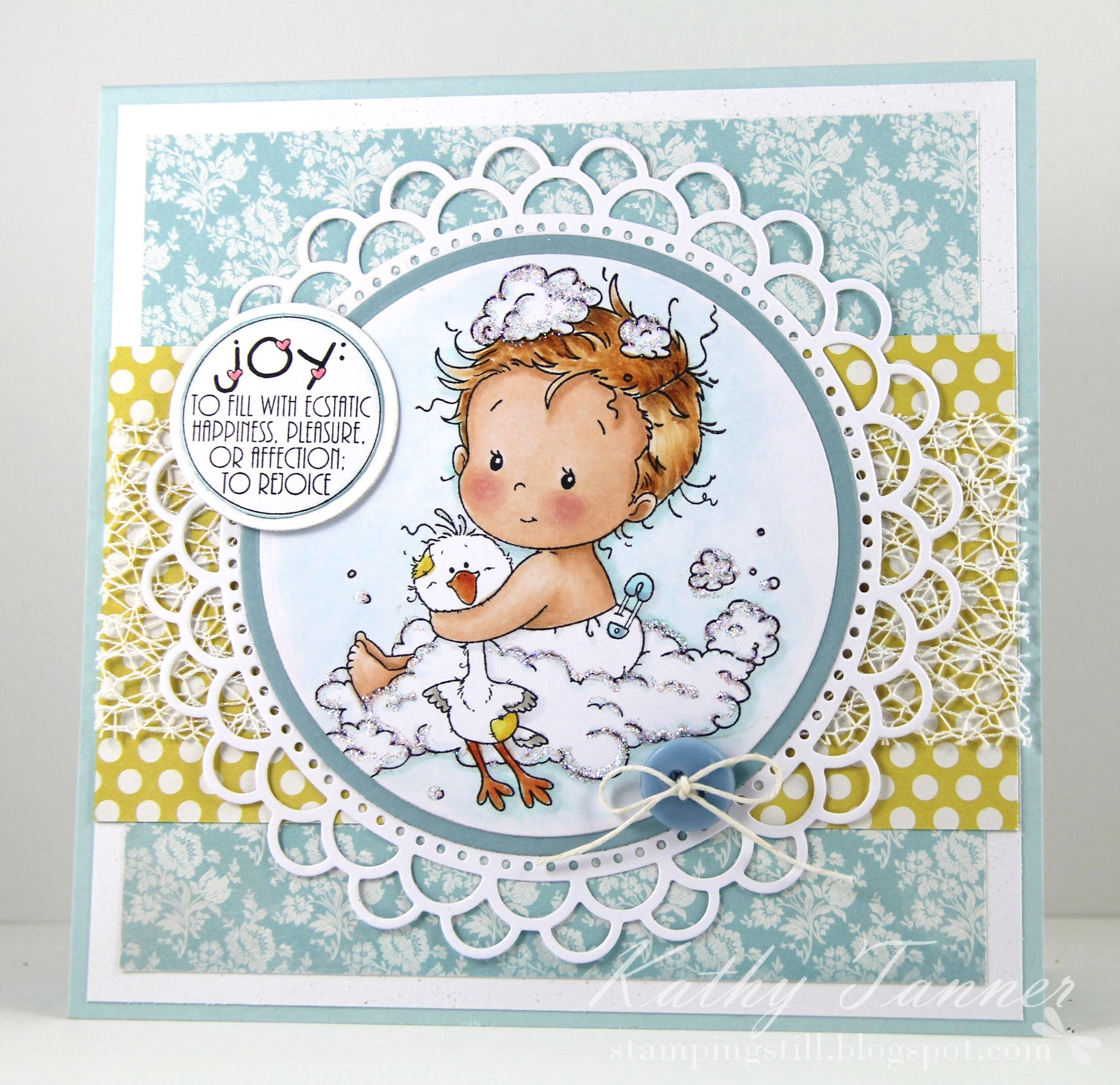 new baby, whimsy stamps