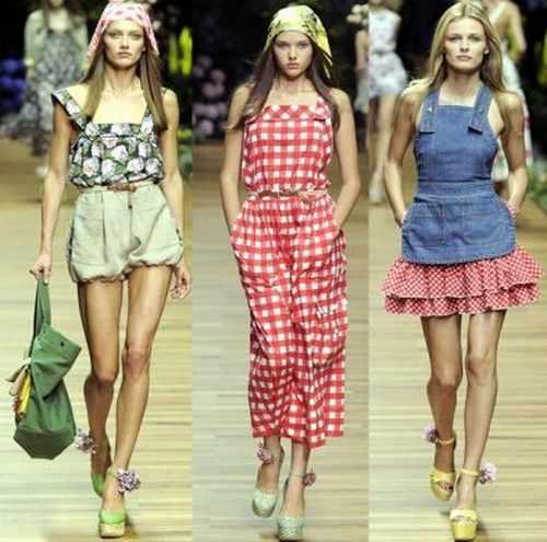 Summer 2011 Fashion