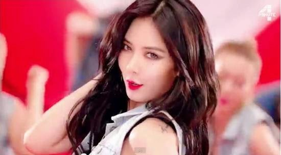 b24m hyuna ������ red teaser2