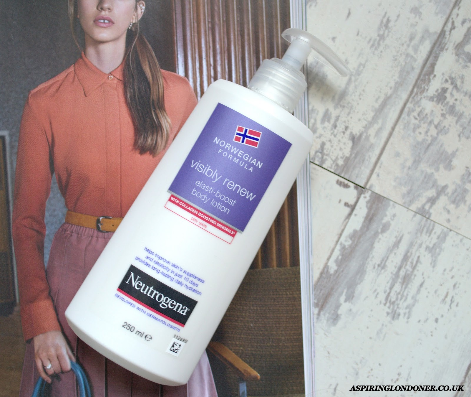 Neutrogena Visibly Renew Body Lotion Review - Aspiring Londoner
