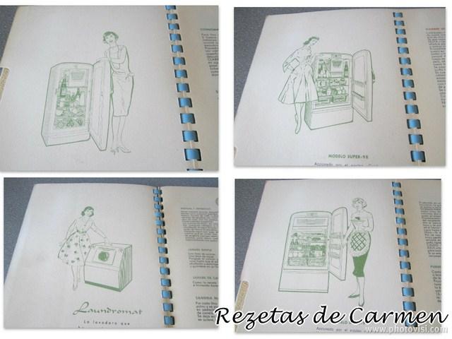 Libros Antiguos De Cocina | Rezetas De Carmen Libros Antiguos De Cocina 1