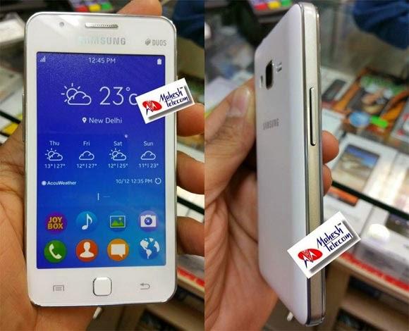 Harga Samsung Z1 dengan Tizen OS Terbaru 2015