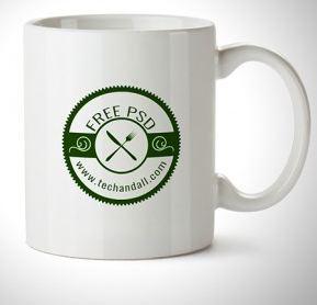 Download Coffee Mug Mockup PSD Terbaru Gratis - Mug PSD Mockup Free
