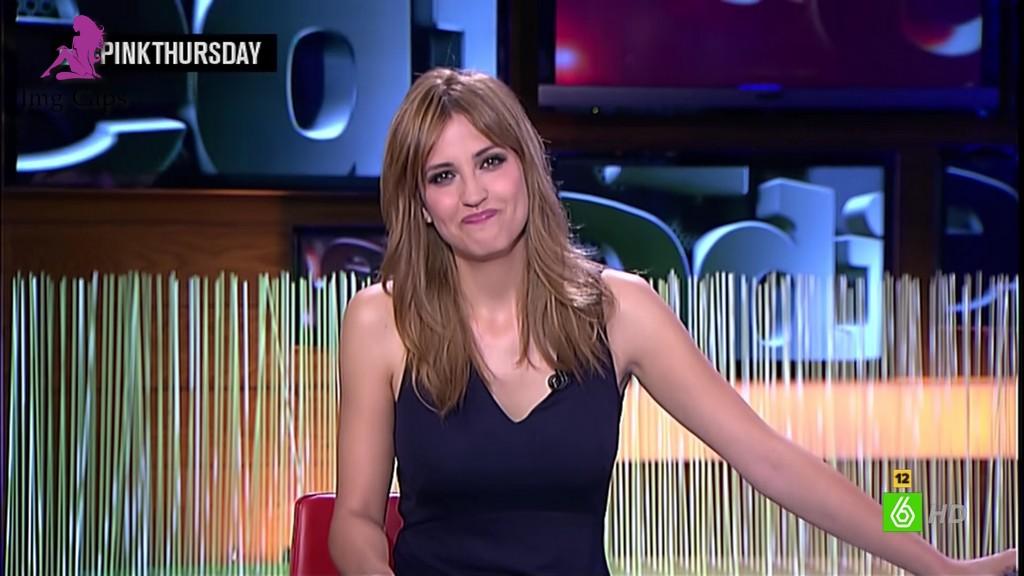 SANDRA SABATES, EL INTERMEDIO (04.06.15)