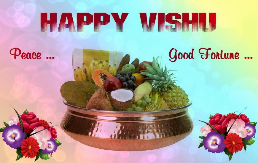latest new vishu wishes stylish new year photo images