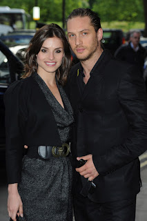 Tom Hardy Girlfriend