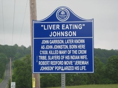 Badass of the Week: Liver-Eating Johnson