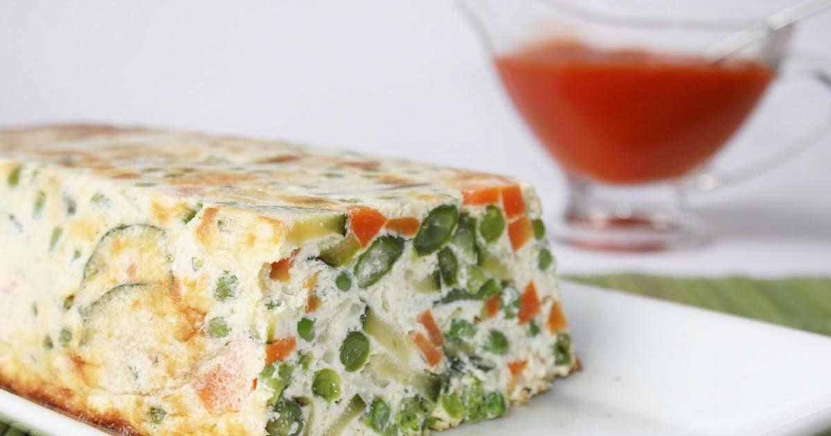 Cocinando entre olivos pastel de verduras receta paso a paso for Como cocinar verduras