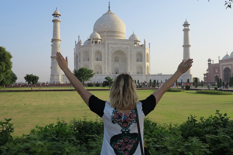 Phoebe Greenacre, Wood and Luxe, Taj Mahal