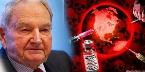 Rockefeller conspiración medica