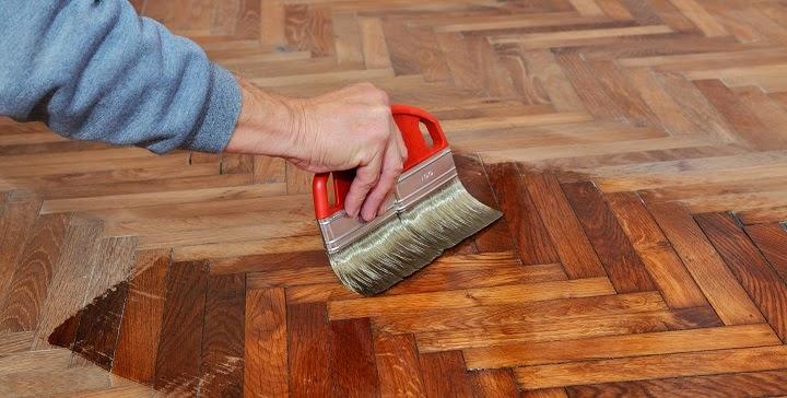 Marzua reparar el parquet - Como reparar piso de parquet rayado ...