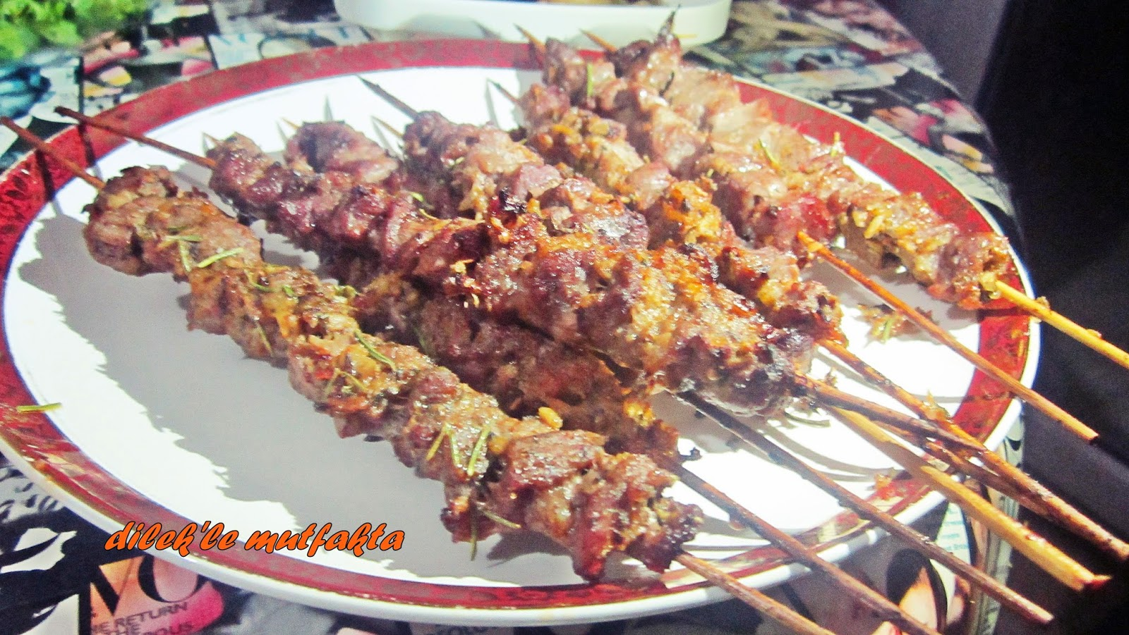 Kuzu Şiş Kebabı