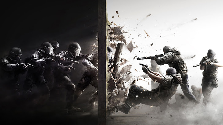 Rainbow Six Siege Game