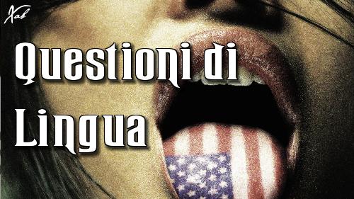 l'estinzione della lingua italiana