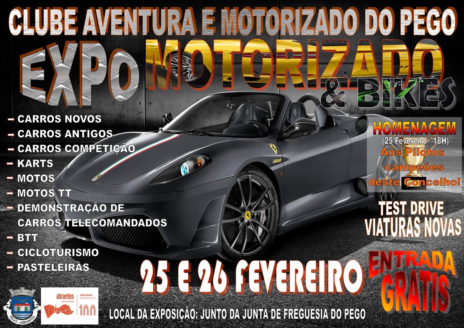 EXPO MOTORIZADO & BIKES 2017