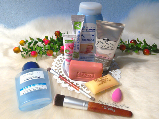 ULUBIEŃCY LISTOPADA: PIELĘGNACJA WELLNESS & BEAUTY, BABYDREAM, SWISS O•PAR®, ALTERRA, MAYBELLINE, OCEANIC, FOR YOUR BEAUTY, EBELIN.
