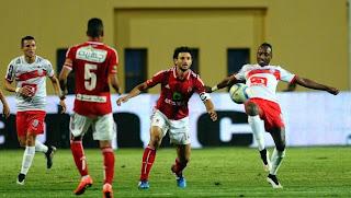 موعد وتوقيت مشاهدة مباراة الأهلي والأفريقي التونسي فى كأس الاتحاد الافريقى دور ال16 مكرر  AHLY VS AFR Tunisian