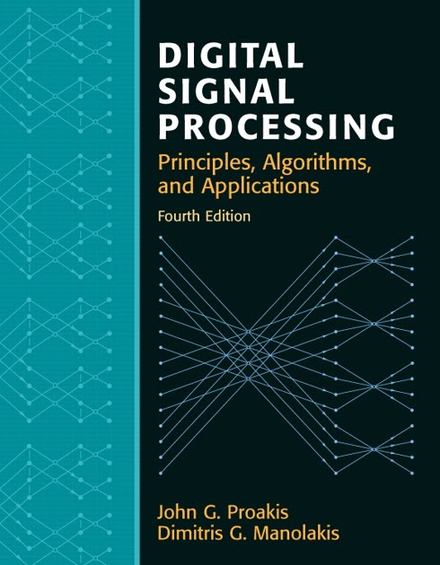 digital signal processing by proakis and manolakis 3rd