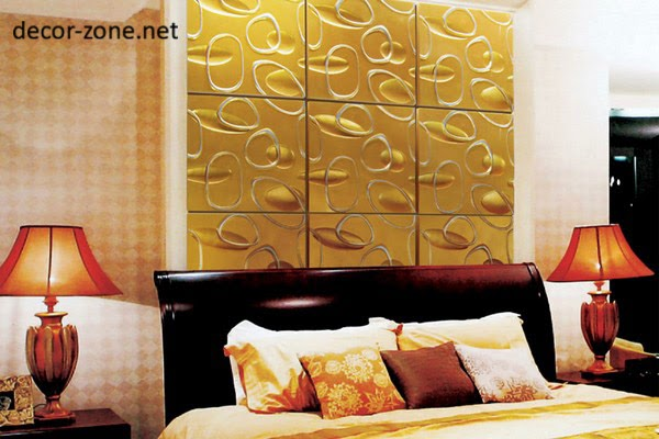 Share this article. 3D wall panels ideas  materials and installation tips