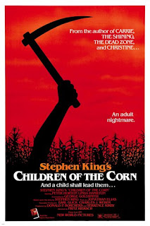 Stephen King Poster, Children of the Corn, Stephen King Merchandise