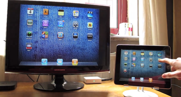 Enable Display Mirroring On The iPad 1 - iPhone.MY - Daily News On Mac, iPhone, iPads, iPods and more!