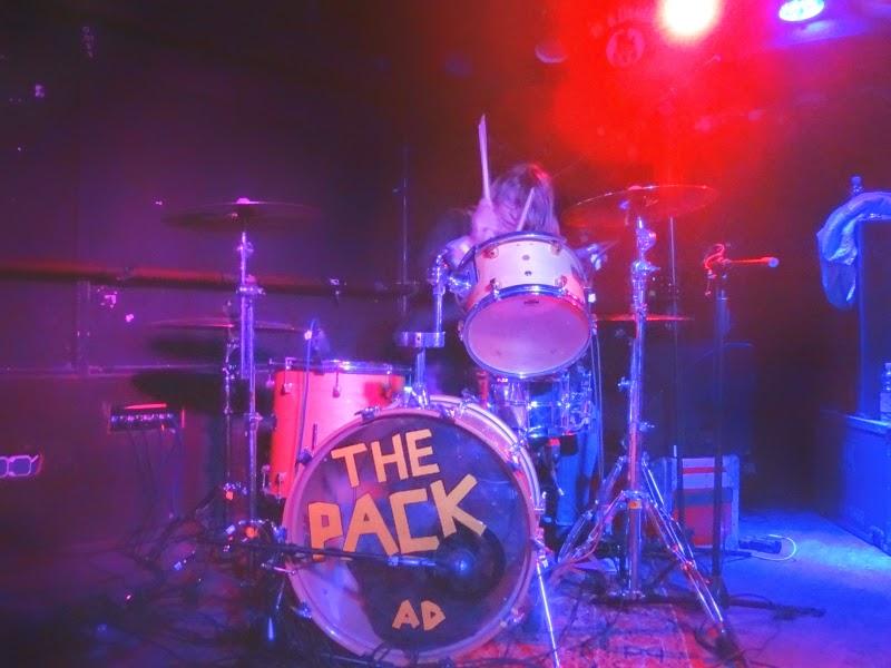 03.05.2014 Köln - MTC: The Pack A.D.