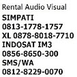 HP 081317781757 - 087880187710 - 08568650300 - 081282290070 Tempat Penyewaan HT Rental Handy Talky Sewa Walkie Talkie