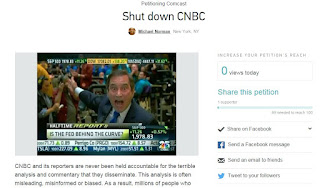 Get CNBC off the air