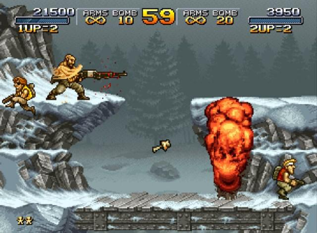 Metal Slug 2015 PC Games Gameplay