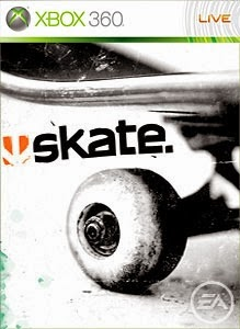 cover xbox360 du jeu skate